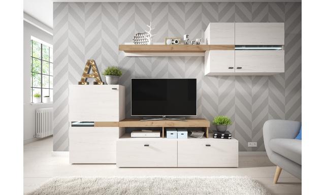 Moderná obývacia stena Jeta, andersen