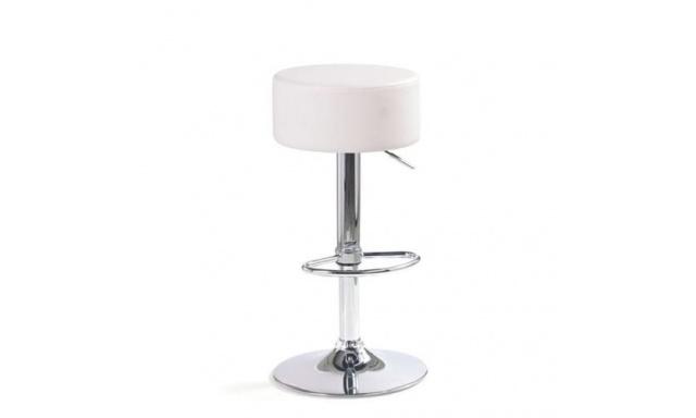 Barová stolička H-23 biela