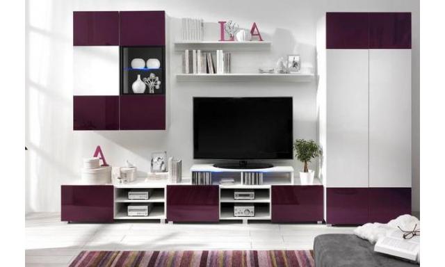 Moderná obývacia systém Ordi E