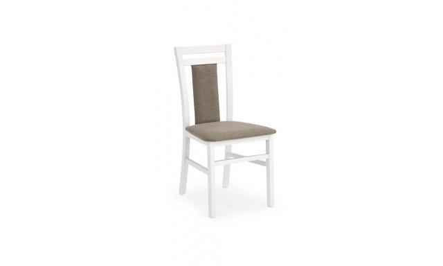Jedálenská stolička H386, biela