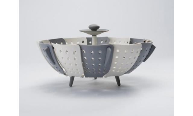 Naparovač JOSEPH JOSEPH Lotus ™ Plus, biely / šedý