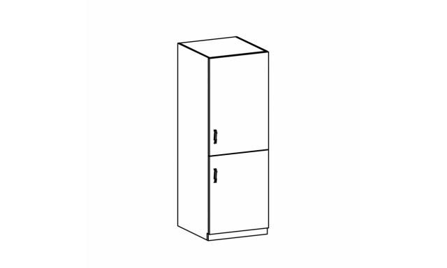 REVAL dolná skrinka 60cm - lednicová, pravá