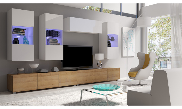 Moderný bytový nábytok Celeste V