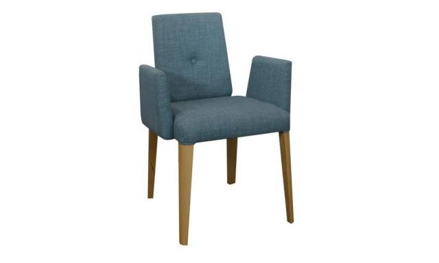 Dizajnová jedálenská stolička Oslo