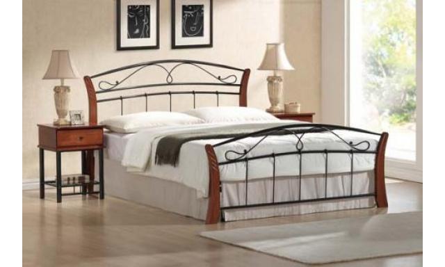 Kovová postel S2 - 160x200cm