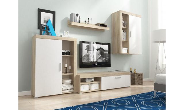 Moderná obývacia stena Oliver