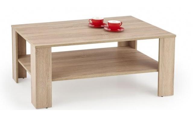 Moderný konferenčný stôl H3010, sonoma