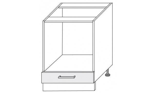 PLATINUM dolná skrinka 60cm D11k / 60