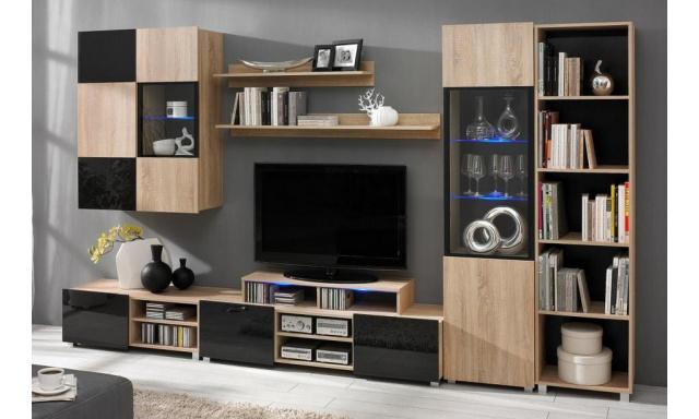 Moderná obývacia systém Ordi K