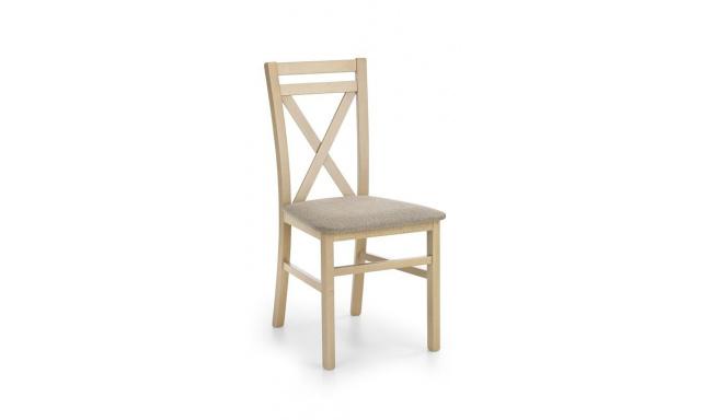 Jedálenská stolička Derek s poduškou, sonoma