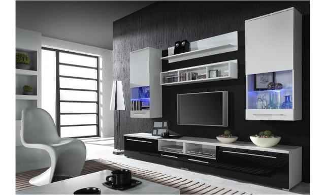 Obývacia stena Una 1