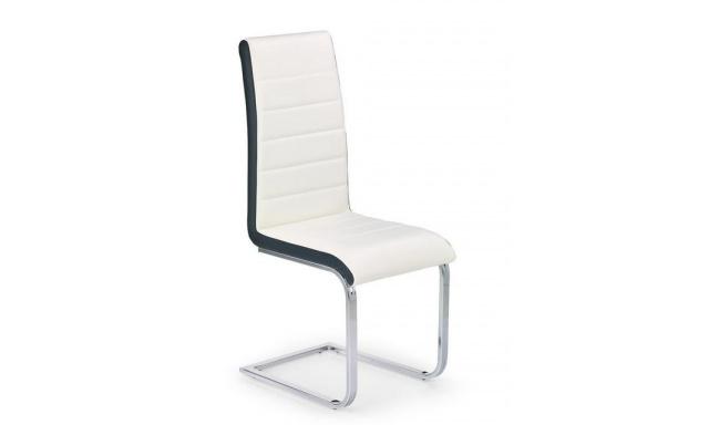 Jedálenská stolička H594, biela