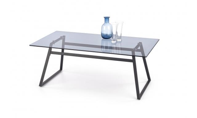 Sklenený konferenčný stôl H7641
