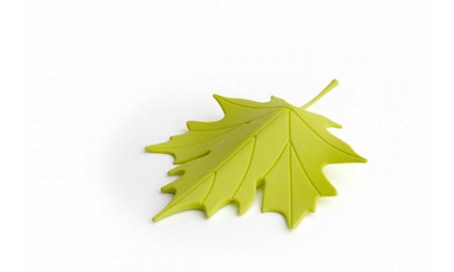 Dverné klin Qual Autumn Door Stopper, zelený