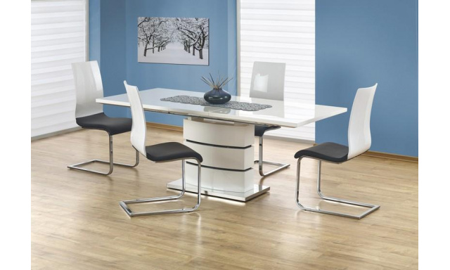 Rozkladací jedálenský stôl H375