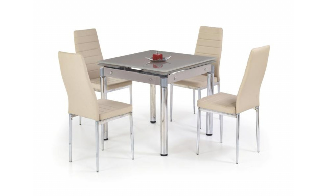 Jedálenský stôl H28, béžový