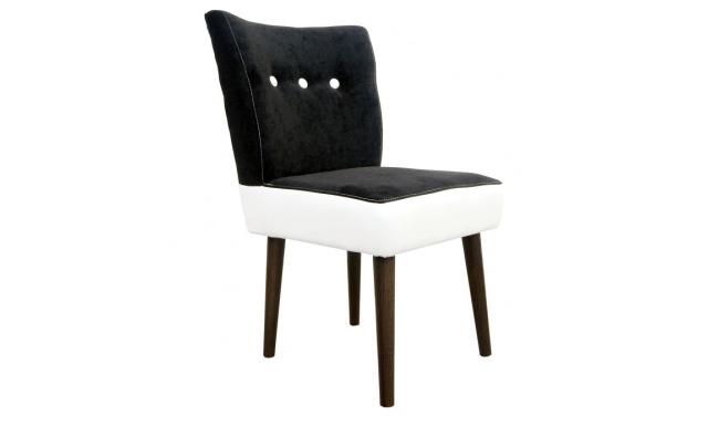 Dizajnová jedálenská stolička Benito