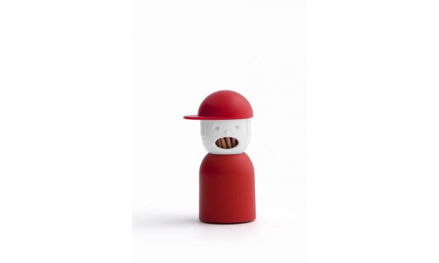 Stojanček na špáradlá Qual Pick Boy, červený