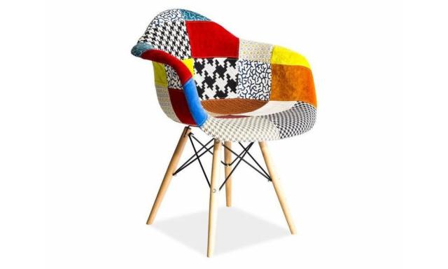 Dizajnová jedálenská stolička Lena D