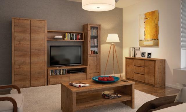 Štýlový bytový nábytok Montana