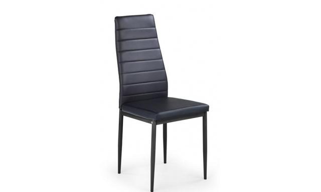 Najlacnejšie jedálenská stolička H542, čierna