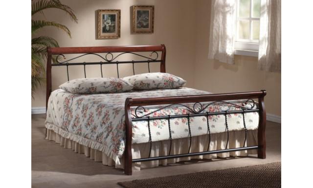Kovová postel S3 - 140x200cm