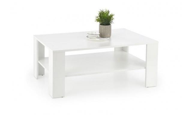 Moderný konferenčný stôl H3010, biely