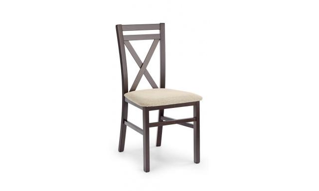 Jedálenská stolička Derek s poduškou, orech