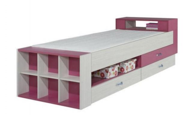 Dětská postel M1 KM17