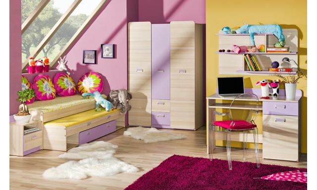 Detská izba Loreto systém D