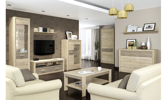 Kvalitný bytový nábytok Cascada A