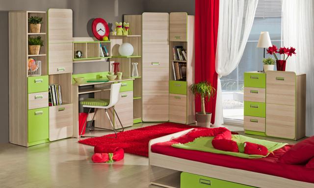 Detská izba Loreto systém C