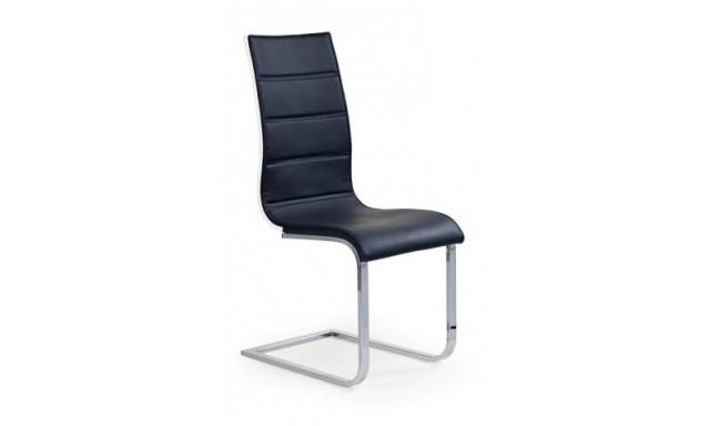 Jídelní židle H501, černá