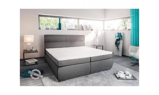 Kvalitná boxspring posteľ Inca, 180x200cm