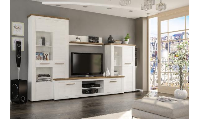 Kvalitná obývacia stena Manacor