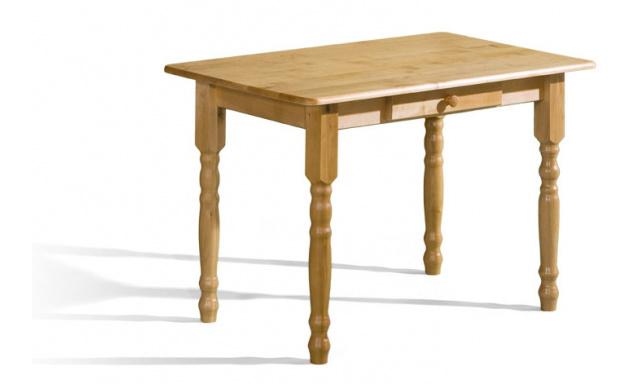 Jedálenský stôl Max III S masív