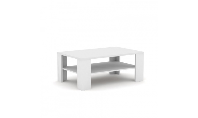Konferenčný stôl Rea 3, biely