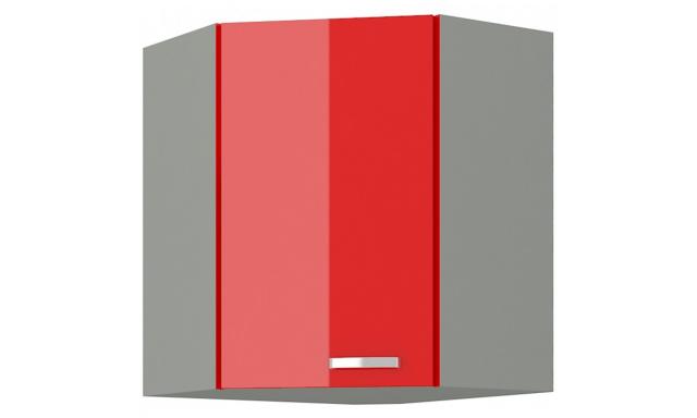 Rosso horná skrinka 60cm - rohová