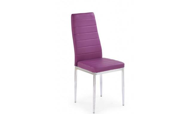 Najlacnejšie jedálenská stolička H544, fialová
