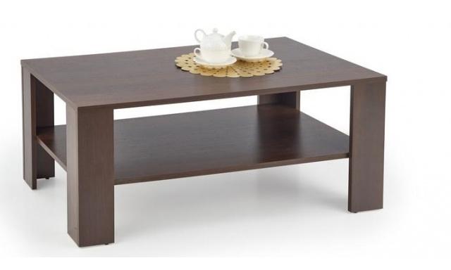 Moderný konferenčný stôl H3010, tmavý orech