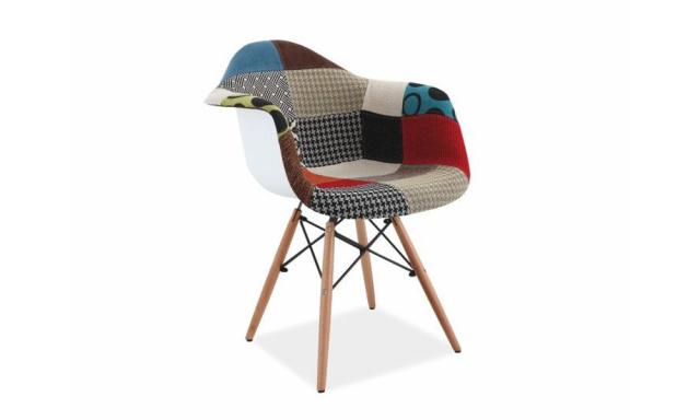 Dizajnová jedálenská stolička Diana II